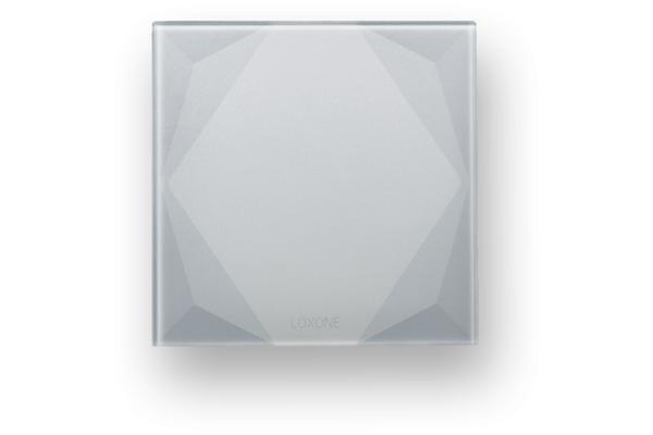 Loxone 100206 Touch Pure Air wit (voor air, voeding met batterij)